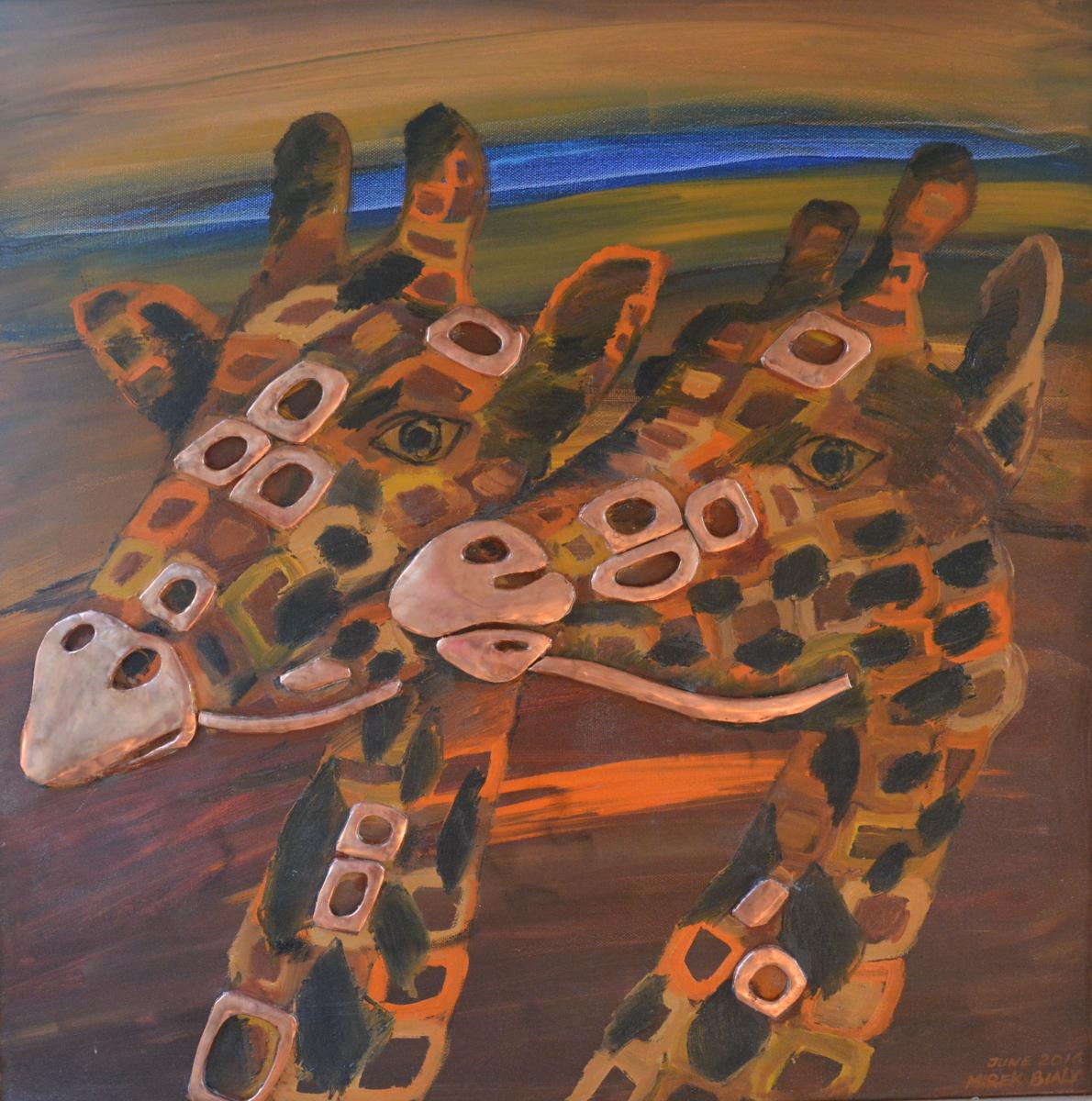 MirekBialy AngelsGiraffes